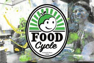 food waste Foodcycle Lewisham